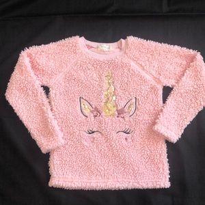 Girls size 7 sweatshirt